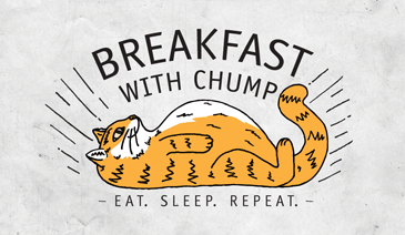 Breakfast With Chump Logo